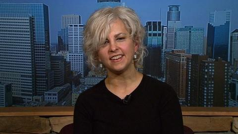 PBS NewsHour -- Kate DiCamillo wants to spread the joy of reading