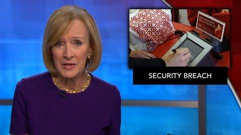 PBS NewsHour -- News Wrap: Up to 110 million affected in Target data breach