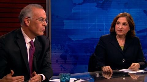 PBS NewsHour -- Brooks and Marcus on Obama's surveillance reforms, Benghazi