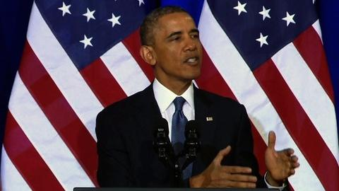 PBS NewsHour -- Obama unveils new limits on U.S. spying
