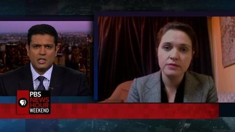PBS NewsHour -- Iraqis continue fight against Al Qaeda in Anbar province