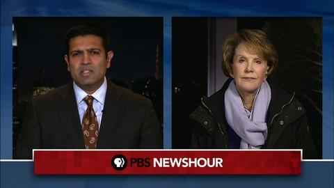 PBS NewsHour -- Low expectations for first round of Syria talks