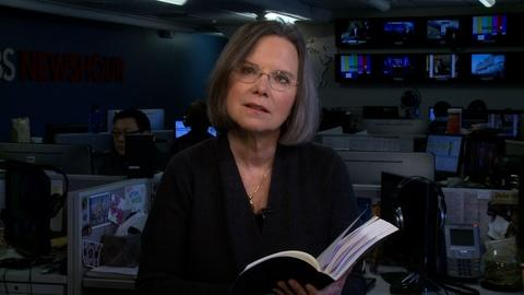 PBS NewsHour -- Carolyn Forche reads 'A Letter from Aragon'