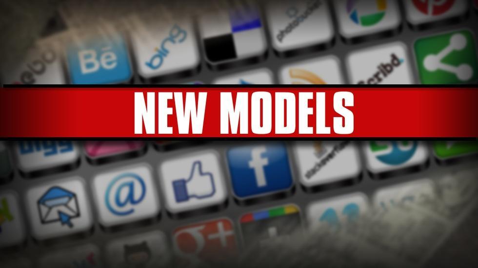 New media models disrupt traditional journalism image
