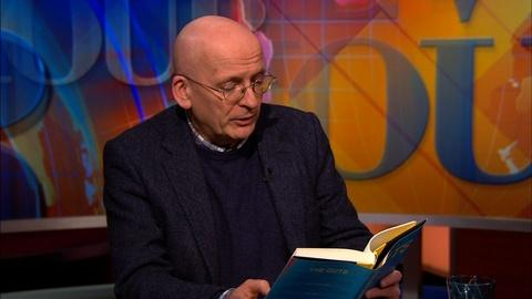 "PBS NewsHour -- Roddy Doyle reads an excerpt from novel, ""The Guts"""