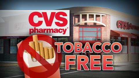 PBS NewsHour -- CVS to stop selling tobacco products