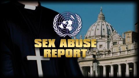 PBS NewsHour -- UN report rebukes Vatican for sex abuse response