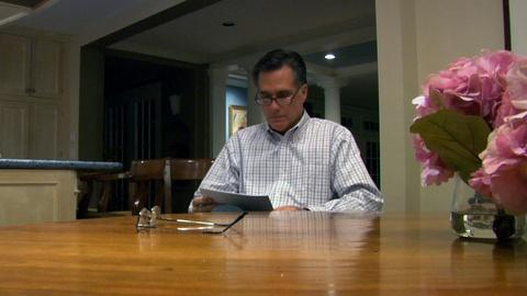 PBS NewsHour -- Greg Whiteley gets personal with the Romneys in 'Mitt'