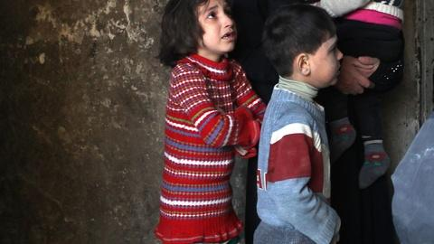 PBS NewsHour -- UN reports 'unspeakable' child abuse in Syria