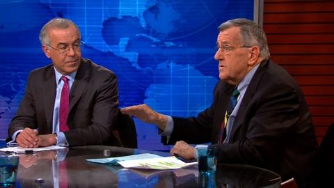 PBS NewsHour -- Shields and Brooks on economic 'sludge,' immigration reform