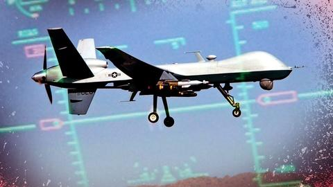 PBS NewsHour -- Obama administration faces drone attack debate