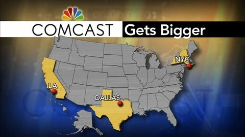 PBS NewsHour -- How will regulators see the Comcast-Time Warner deal?