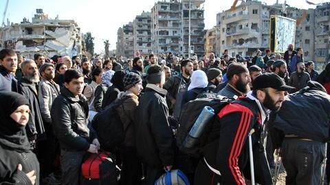 PBS NewsHour -- Trendlines: 'Syria After Geneva 2'
