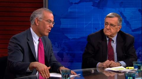 PBS NewsHour -- Shields and Brooks on the debt limit drama