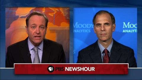 PBS NewsHour -- Extreme winter weather causes widespread economic disruption