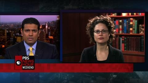 PBS NewsHour -- What's behind the nation's prescription drug shortage?