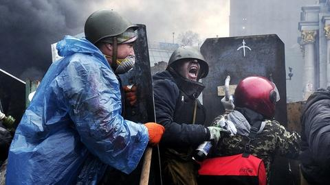 PBS NewsHour -- Has the moment passed for the West to sway Ukraine?