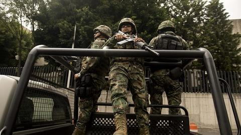 PBS NewsHour -- Military using unproven programs to take on mental illness