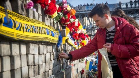 PBS NewsHour -- Money, inclusivity concerns may challenge Ukraine transition
