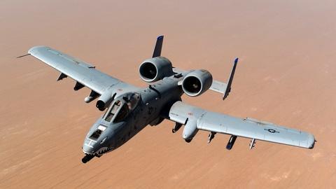 PBS NewsHour -- A-10 designer explains Warthog's unique characteristics