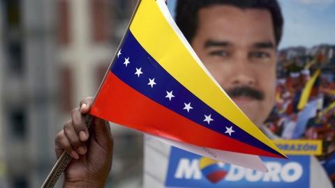 PBS NewsHour -- Maduro sends mixed messages about U.S.-Venezuela relations