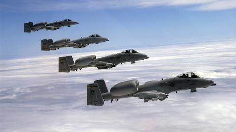 PBS NewsHour -- Budget cuts could ground unstoppable A-10 Warthog aircraft