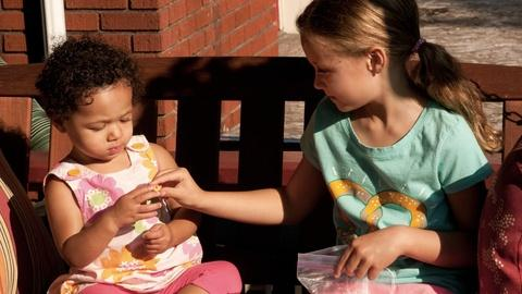 PBS NewsHour -- Why are younger children alone in reducing obesity rates?