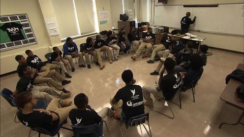 PBS NewsHour -- How should U.S. improve opportunity for young men of color?