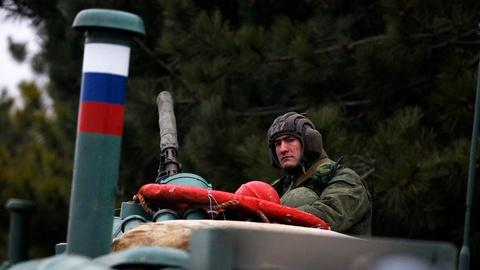 PBS NewsHour -- Why Russia is 'flexing its muscle' in Crimea
