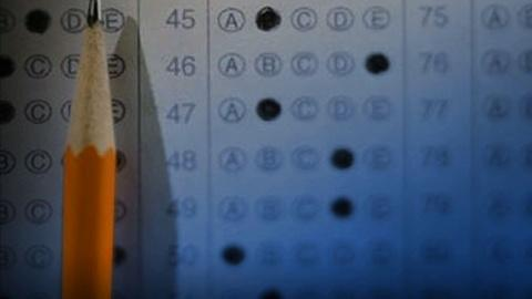 PBS NewsHour -- Will the new SAT overhaul be A) propitious?
