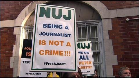 PBS NewsHour -- Examining dangers for journalists around the world