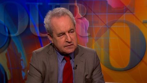 PBS NewsHour -- Online Extra: John Banville on 'The Black-Eyed Blonde'