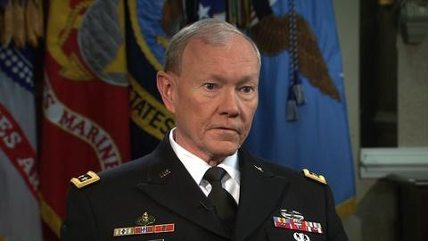 PBS NewsHour -- Dempsey: U.S. seeks diplomatic resolution to Ukraine crisis