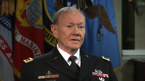 PBS NewsHour -- Two books General Dempsey is reading
