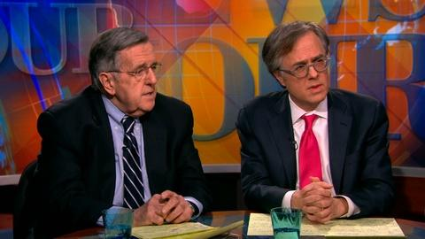 PBS NewsHour -- Shields and Gerson on Cold War echoes, campaign financing