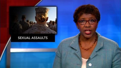 PBS NewsHour -- News Wrap: Senate approves military sexual assault bill