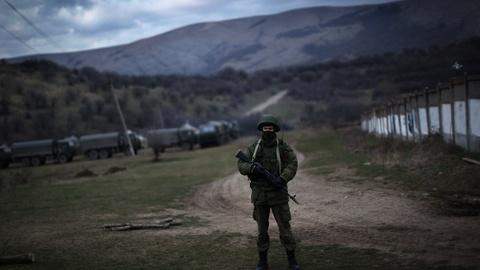 PBS NewsHour -- Can U.S. use diplomacy to deter Russia's move in Ukraine?