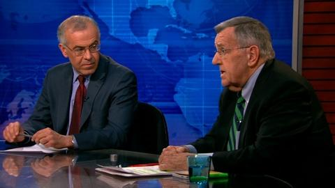 PBS NewsHour -- Shields and Brooks on Crimea consequences