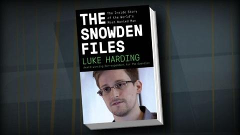 PBS NewsHour -- New book offers personal story behind Snowden leaks