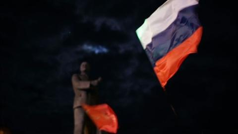 PBS NewsHour -- How Crimeans are reacting to move toward Moscow
