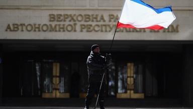 What is Putin's endgame in Ukraine?