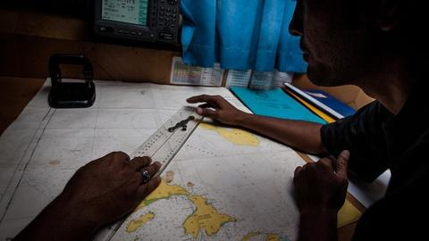PBS NewsHour -- Countries searching for missing airliner face vast terrain