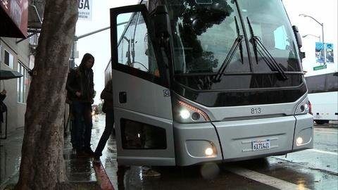 PBS NewsHour -- How private buses became a symbol of San Francisco's divide
