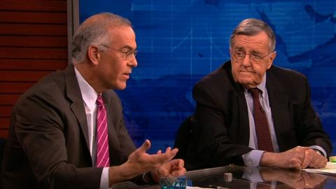 PBS NewsHour -- Shields and Brooks on strengthening Russia sanctions