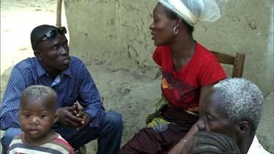 Healing Liberia's psychological scars after civil war