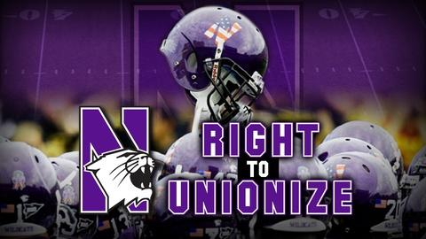 PBS NewsHour -- Labor board rules Northwestern athletes eligible for union