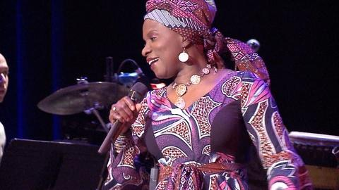 PBS NewsHour -- Singer Kidjo lifts up women with songs of empowerment