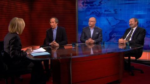 PBS NewsHour -- Should Pollard release be entwined in Mideast peace efforts?