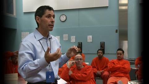 PBS NewsHour -- Former prisoner strives to help others behind bars