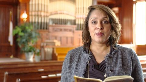 PBS NewsHour -- U.S. Poet Laureate Natasha Trethewey reads 'Incident'